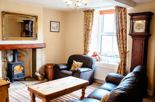 Bondcroft Farm B&B Lounge