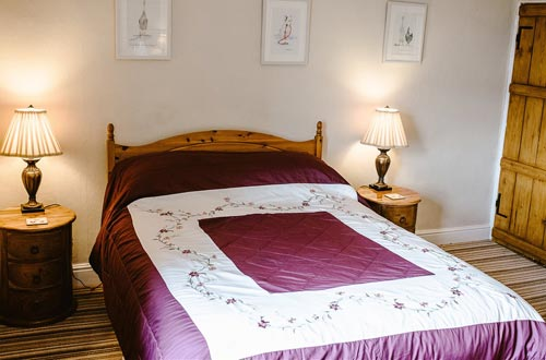 Bondcroft Farm ensuite rooms